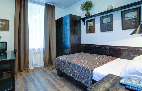 Single room (superior) Yaroslavskaya Hotel