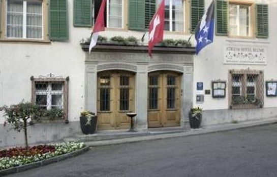 Atrium Hotel Blume In Baden Hotel De