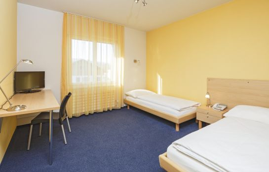 Chambre double (standard) Aarehof Swiss Quality Hotel