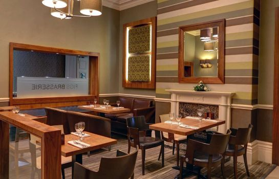 Restaurant Best Western Willerby Manor Hotel