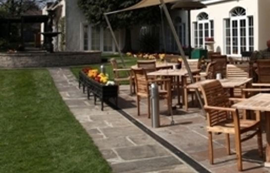 Terrasse Best Western Willerby Manor Hotel