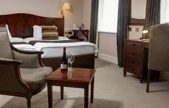Zimmer Best Western Willerby Manor Hotel