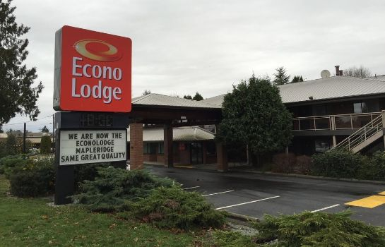 Vista exterior Econo Lodge
