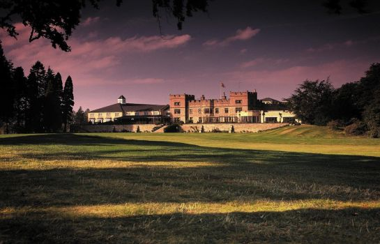 Buitenaanzicht Slaley Hall-QHotels