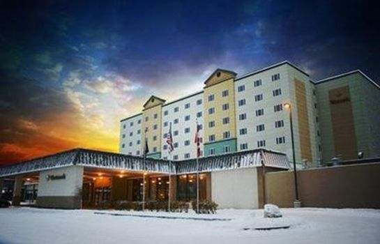 Vista exterior WESTMARK FAIRBANKS HOTEL AND CONFERENCE