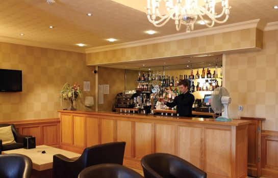 Hotel bar Best Western Glendower Promenade