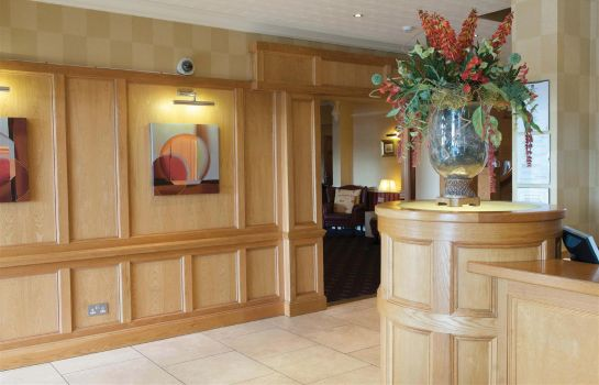 Lobby Best Western Glendower Promenade