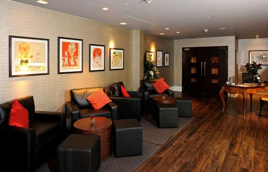 Bar hotelowy DoubleTree by Hilton Hotel - Spa Chester