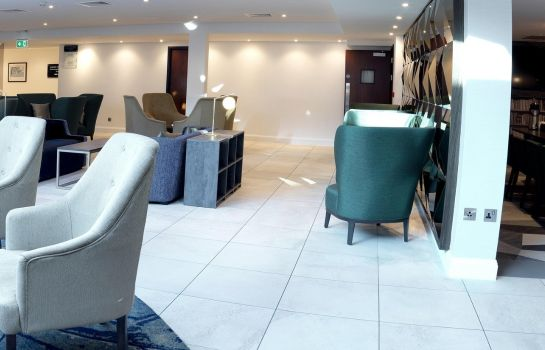 Lobby DoubleTree by Hilton Hotel - Spa Chester