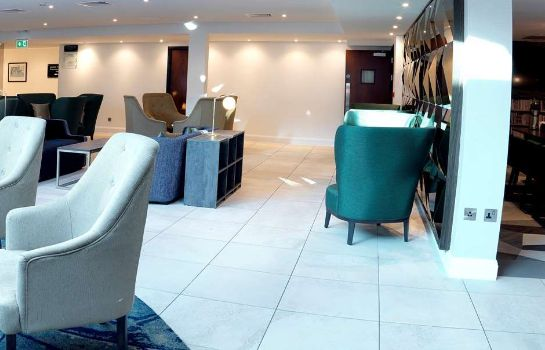 Hol hotelowy DoubleTree by Hilton Hotel - Spa Chester