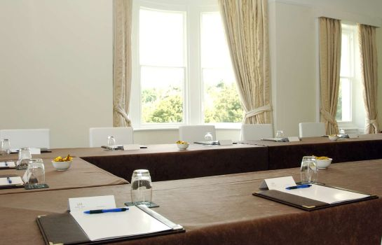 Conference room DoubleTree by Hilton Hotel - Spa Chester