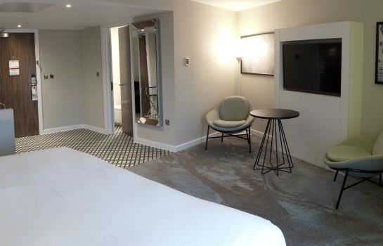 Room DoubleTree by Hilton Hotel - Spa Chester