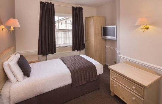 Einzelzimmer Standard Solihull The Regency Hotel