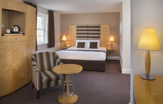 Doppelzimmer Komfort Solihull The Regency Hotel