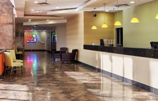 Lobby Holiday Inn MIAMI WEST - AIRPORT AREA