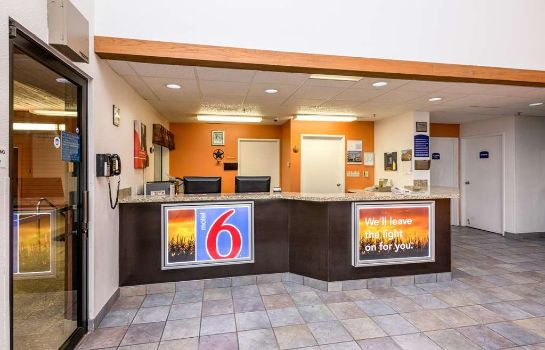 Hol hotelowy MOTEL 6 WATERLOO