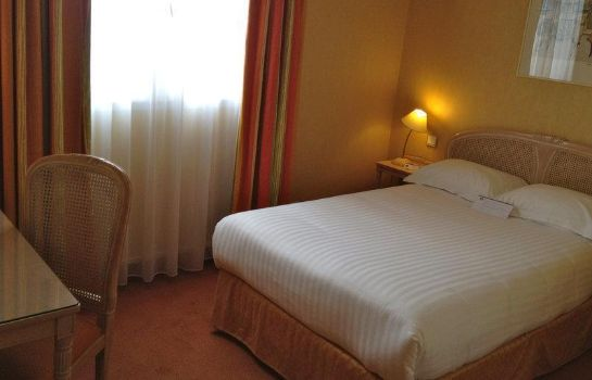 Chambre Best Western Crystal