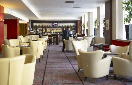Hotel-Bar Hilton Edinburgh Carlton