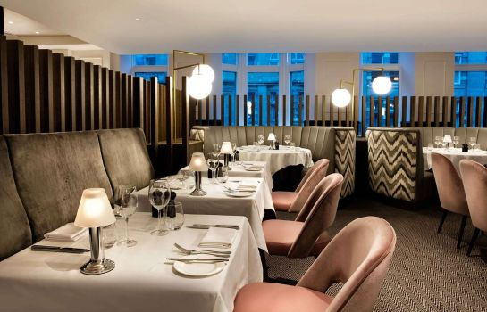 Restaurant Hilton Edinburgh Carlton