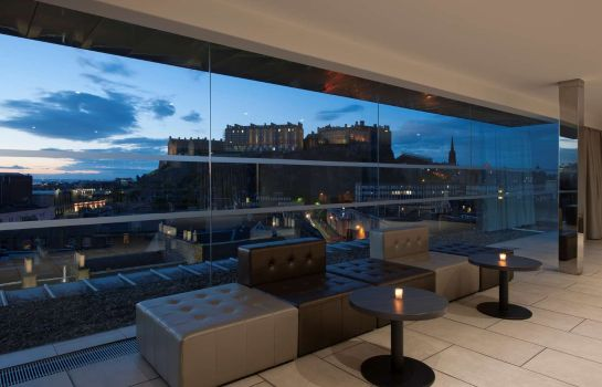 Hotelbar DoubleTree by Hilton Edinburgh City Centre