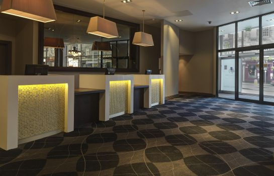 Hall DoubleTree by Hilton Edinburgh City Centre