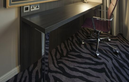 Suite DoubleTree by Hilton Edinburgh City Centre