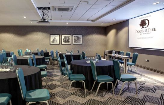 Congresruimte DoubleTree by Hilton Edinburgh City Centre