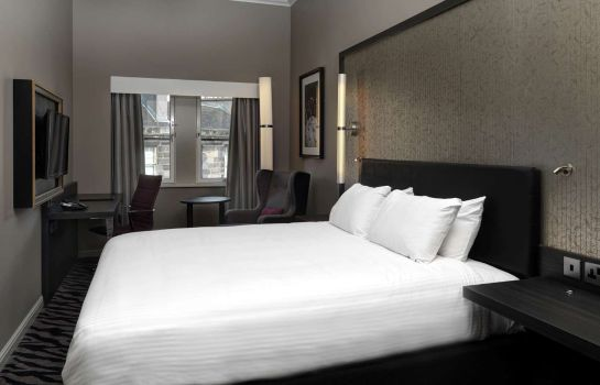 Kamers DoubleTree by Hilton Edinburgh City Centre