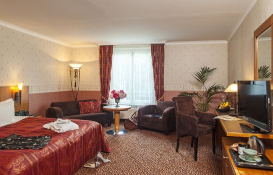 Junior Suite Parkhotel Goerlitz