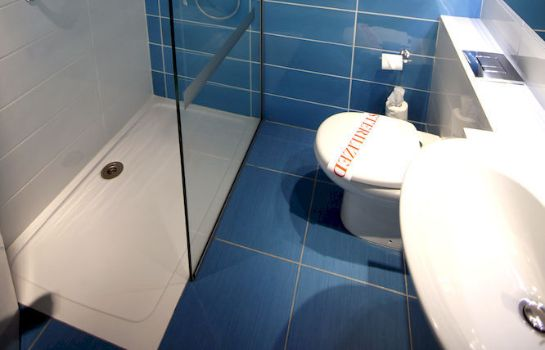 Cuarto de baño Anonymous Beach Hotel - Adults Only (16 +)