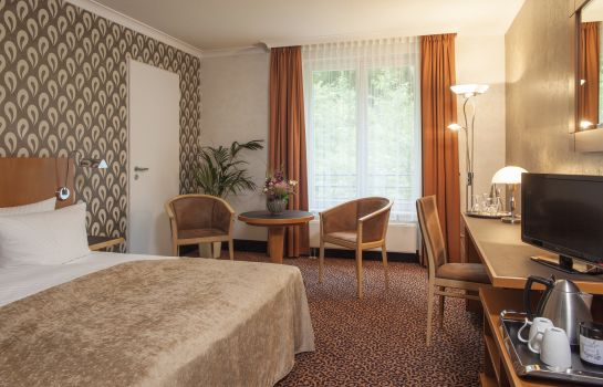 Single room (standard) Parkhotel Goerlitz