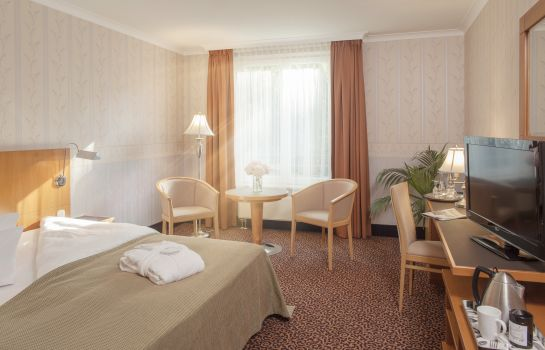 Single room (superior) Parkhotel Goerlitz
