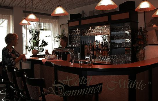 Hotel bar Demminer Mühle