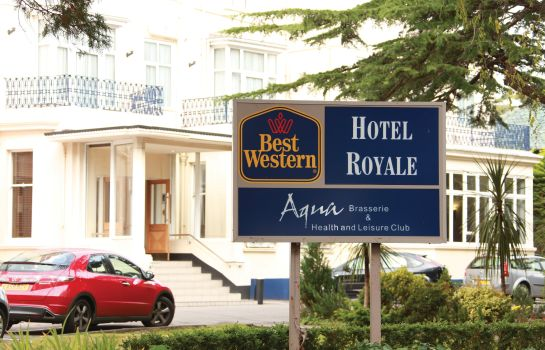 Exterior view Best Western Royale- OCEANA COLLECTION