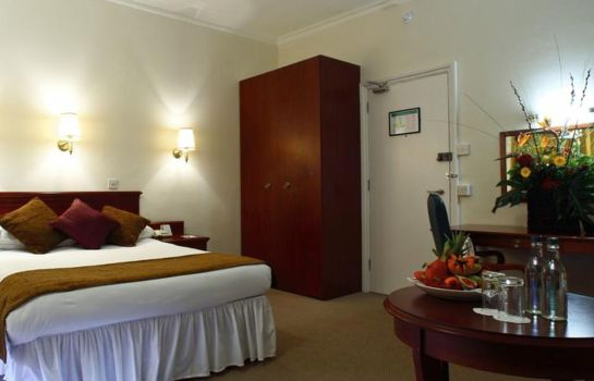 Double room (standard) Best Western Royale- OCEANA COLLECTION