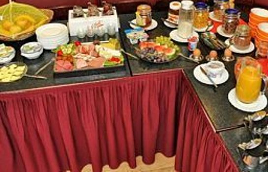 Breakfast buffet Stadt Hamburg Brocki´s Hotel