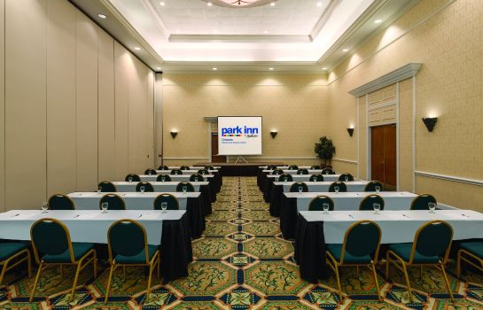 Sala konferencyjna Park Inn by Radisson Resort and Conference Orlando