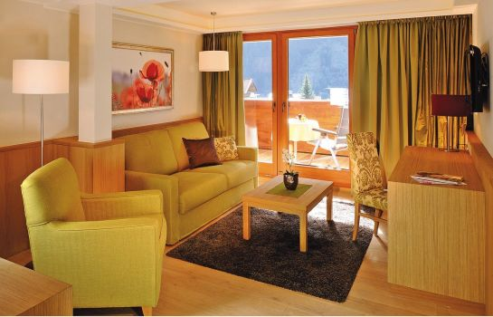 Junior Suite Wellness & Relax Hotel Milderer Hof