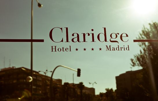Exterior view Claridge Madrid