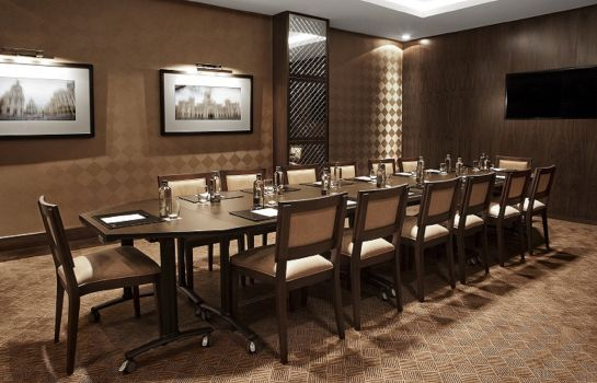 Meeting room Claridge Madrid