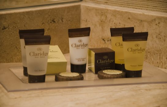 Bathroom Claridge Madrid