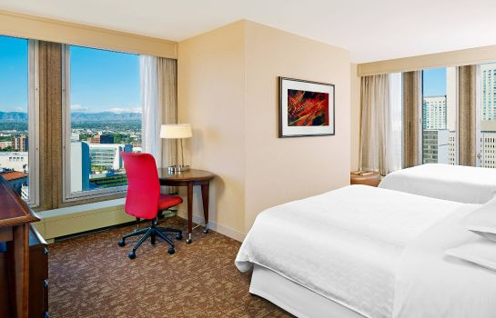 Suite Sheraton Denver Downtown Hotel
