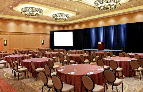 Conference room Sheraton Denver Downtown Hotel