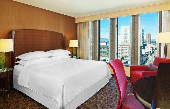 Zimmer Sheraton Denver Downtown Hotel