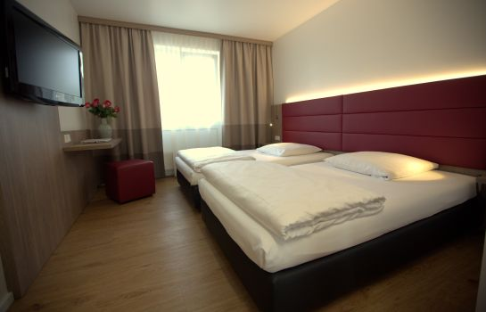 Double room (standard) Airport Walldorf