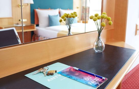 Suite Junior Living Hotel am Olympiapark by Derag