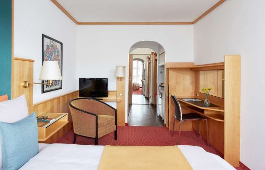 Chambre individuelle (standard) Living Hotel am Olympiapark by Derag