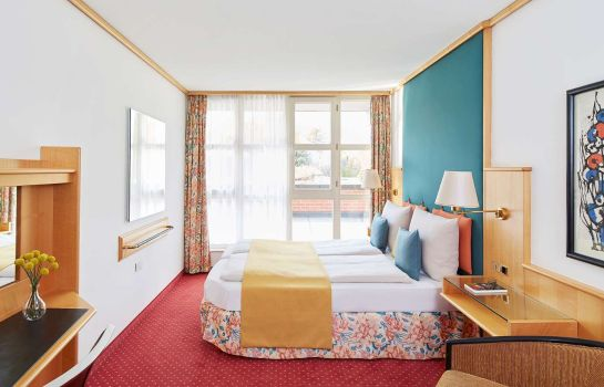 Chambre Living Hotel am Olympiapark