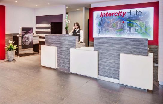 Hotelhalle IntercityHotel
