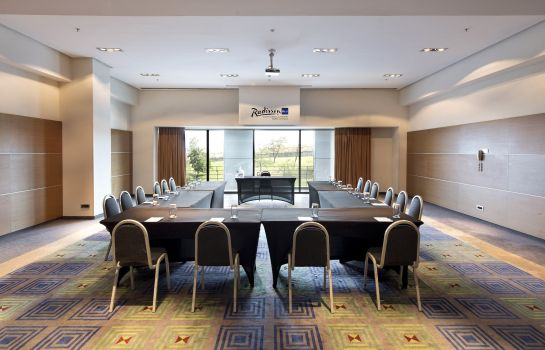Meeting room Istanbul Radisson Blu Conference & Airport Hotel